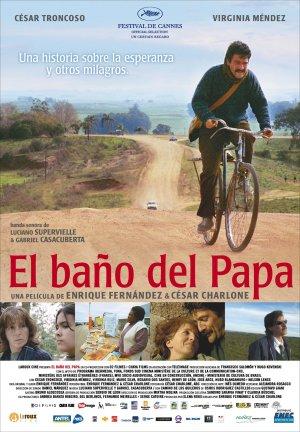 El Bano del Papa Poster