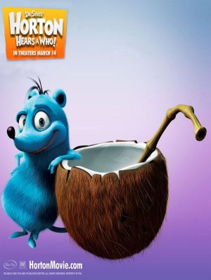 Horton Hears a Who Poster