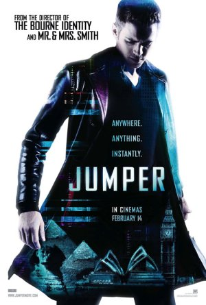 Jumper International Poster (Big)