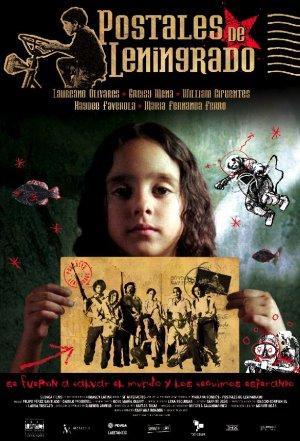 Postales de Leningrado Poster