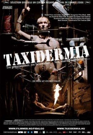 Taxidermia Poster