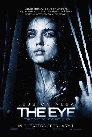The Eye Movie Poster