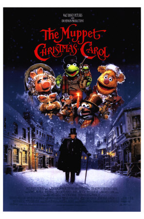 The Muppets Christmas Carol Poster