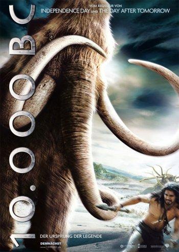 International 10,000 BC Poster 3