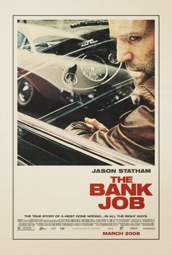 Bank Job Poster