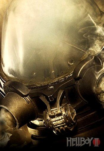 New Hellboy II Character Poster - Johann Krauss