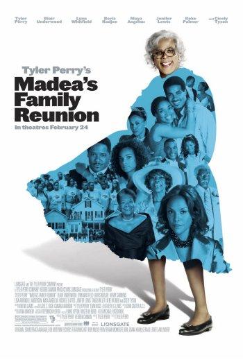 Madea's Family Reunion Poster