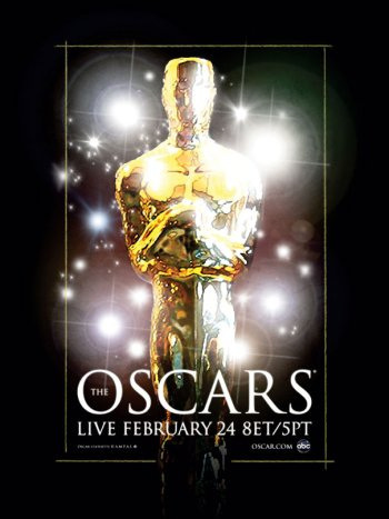 Official 80th Oscars Poster