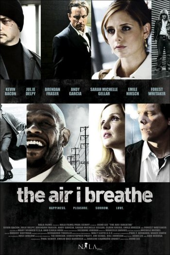 The Air I Breath Poster 2