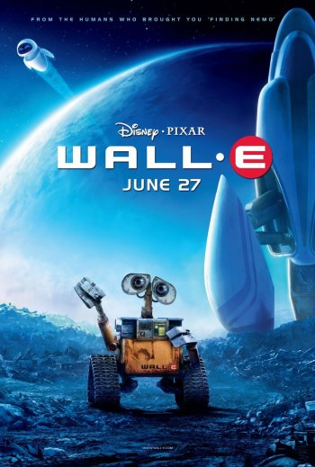 Final Wall-E Poster