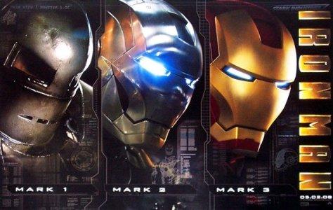 Iron Man Evolution Poster