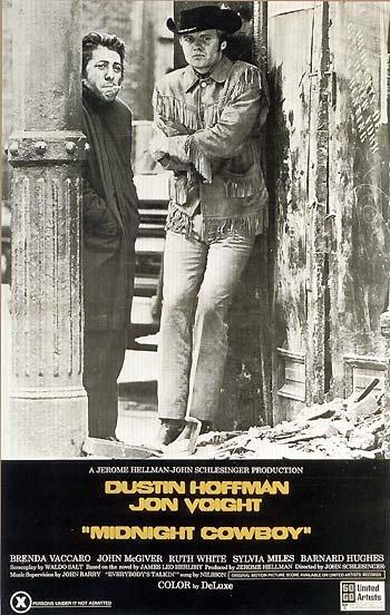 Midnight Cowboy Poster