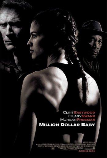Million Dollar Baby Poster