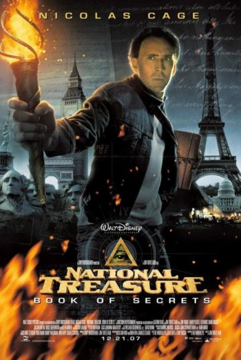 National Treasure Poster (Big)