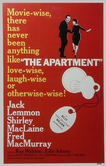 The Apartment Poster