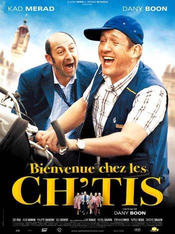 Bienvenue chez les Ch'tis Poster (Big)