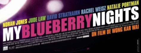 My Blueberry Nights Title Treatment