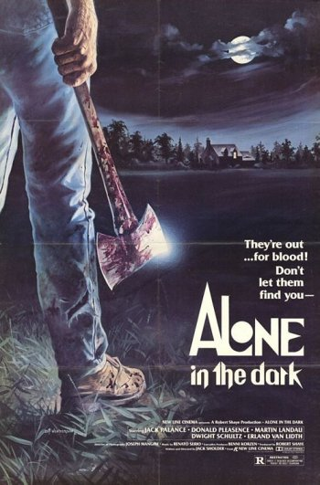 Alone in the Dark Poster