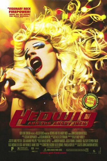 Hedwig and the Angry Inch Poster Poster