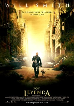 I Am Legend Poster (Spanish)