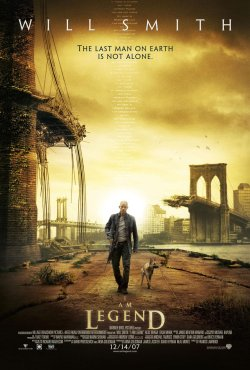 I Am Legend Poster (Domestic)