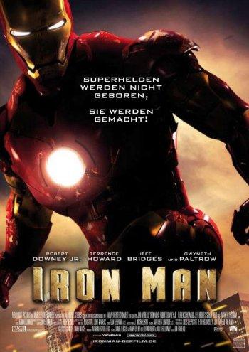 Iron Man Poster