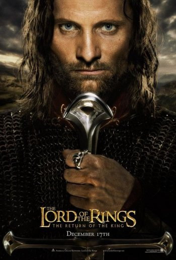 The Lord of the Rings: Return of the King Poster