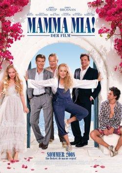 Mamma Mia! Poster (German)