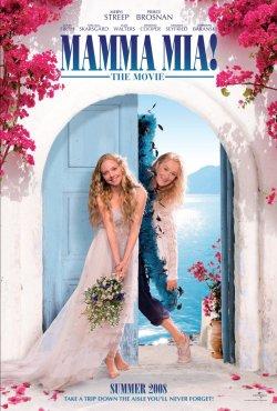 Mamma Mia! Poster (small)