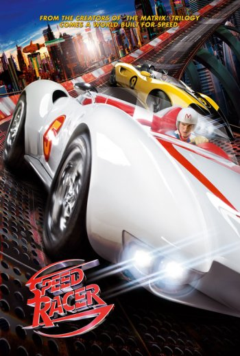 Speed Racer Poster (Big)
