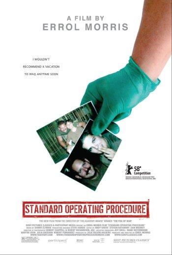 Standard Operating Procedure Poster