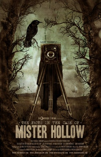 The Facts in the Case of Mr. Hollow Poster (Big)