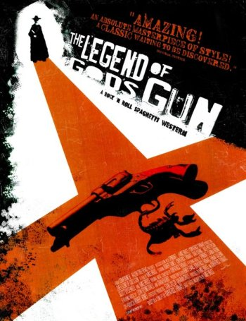 The Legend of God's Gun Poster