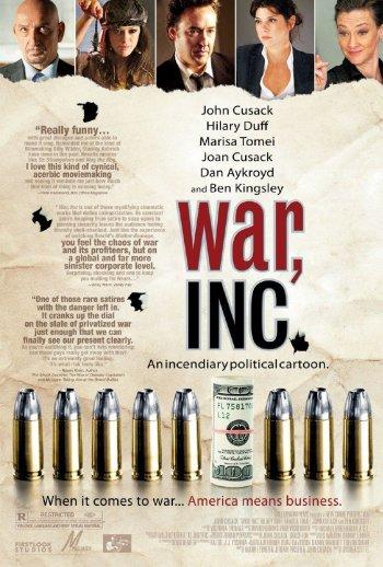 War Inc. Poster