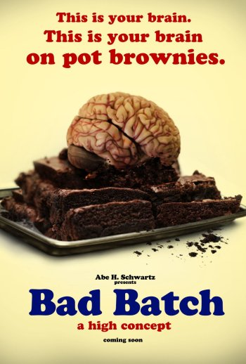 Bad Batch Poster