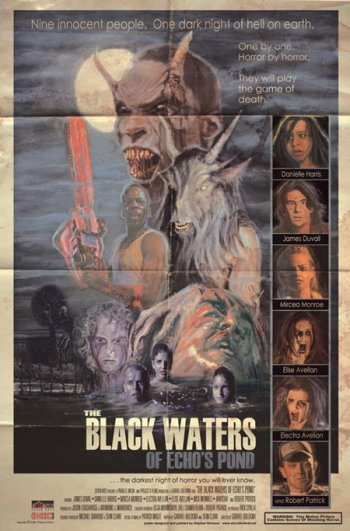 The Black Waters of Echo's Pond Poster 1
