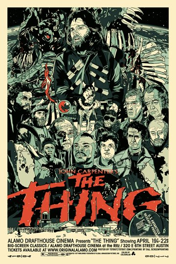 The Thing (Tyler Stout)