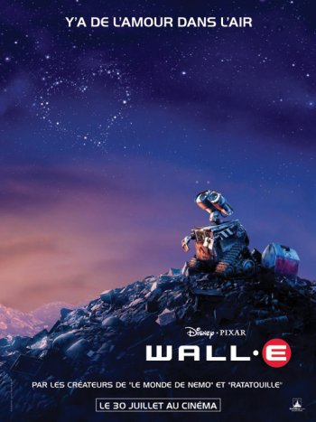 Wall-E Poster France
