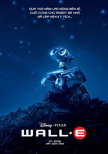 Wall-E Poster Vietnam