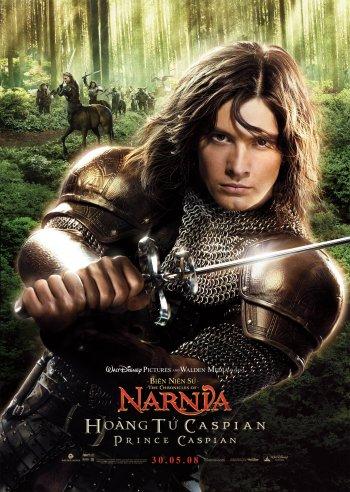 Narnia: Prince Caspian Poster