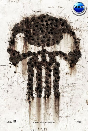 The Punisher: War Zone Poster