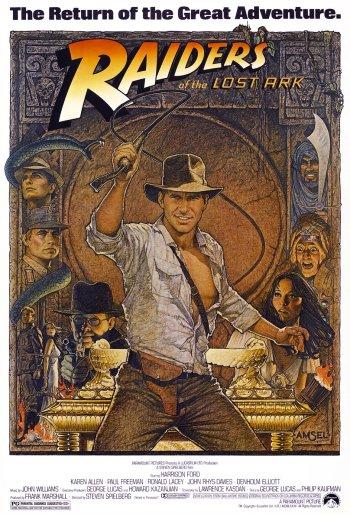 Raiders of the Lost Ark - Amsel