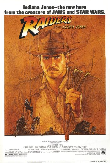 Raiders of the Lost Ark - Amsel