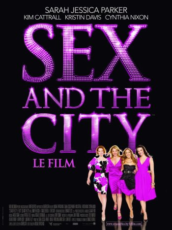 French Sex and the City Poster