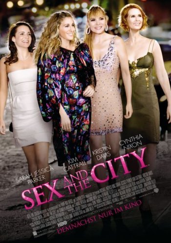 German Sex and the City Poster