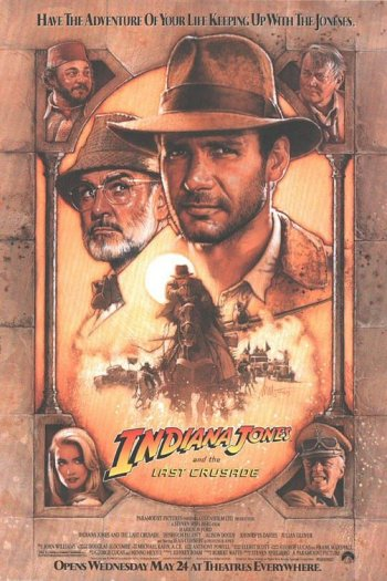 The Last Crusade Poster