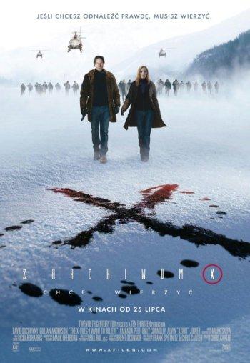 Polish X-Files Poster