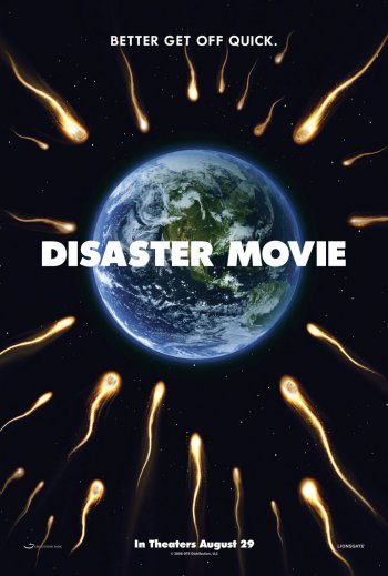 Disaster Movie Poster 4