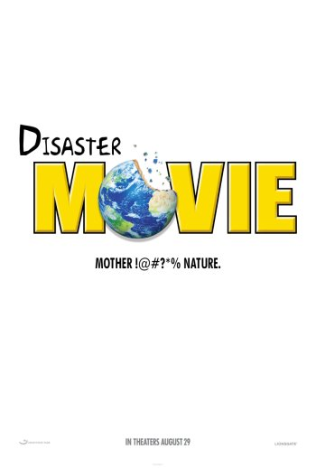 Disaster Movie Poster - Simpsons