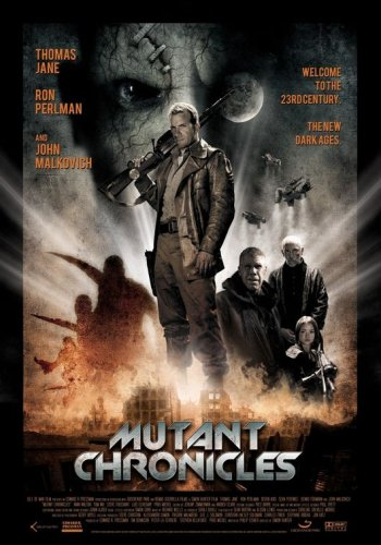 Mutant Chronicles Poster